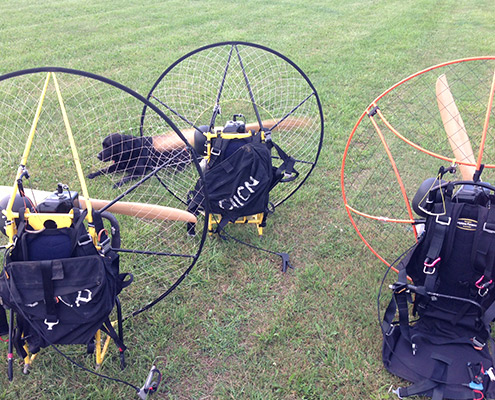 Read this first - equipment | Powered Paragliding Ontario