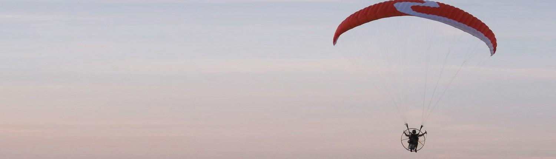 Paragliding ontario