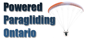 Powered Paragliding Ontario